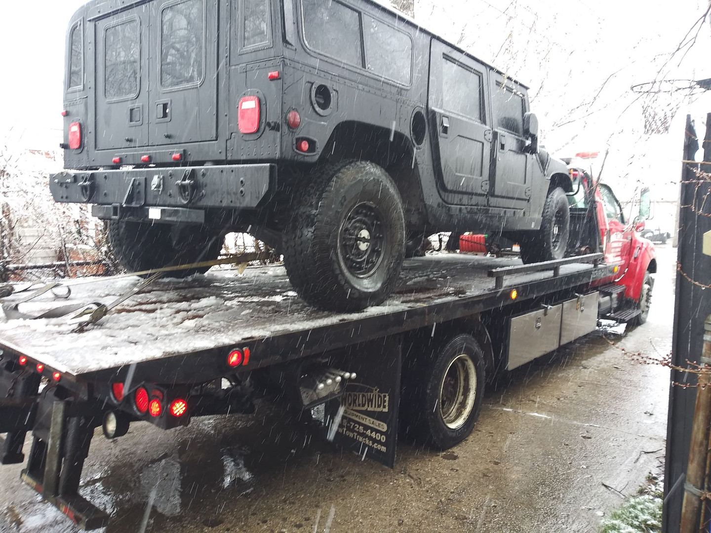 Fast Towing   Big Sky Towing Inc   Chicago