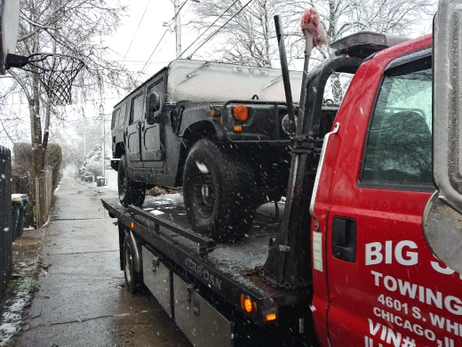 Towing | Chicago | 773-931-2329