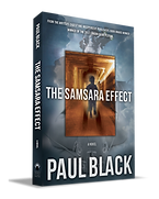 The Tels Trilogy, The Samsara Effect, The Presence, science fiction, thrillers