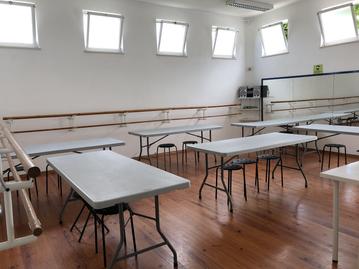 Estúdio 2 - Sala Acolhimento