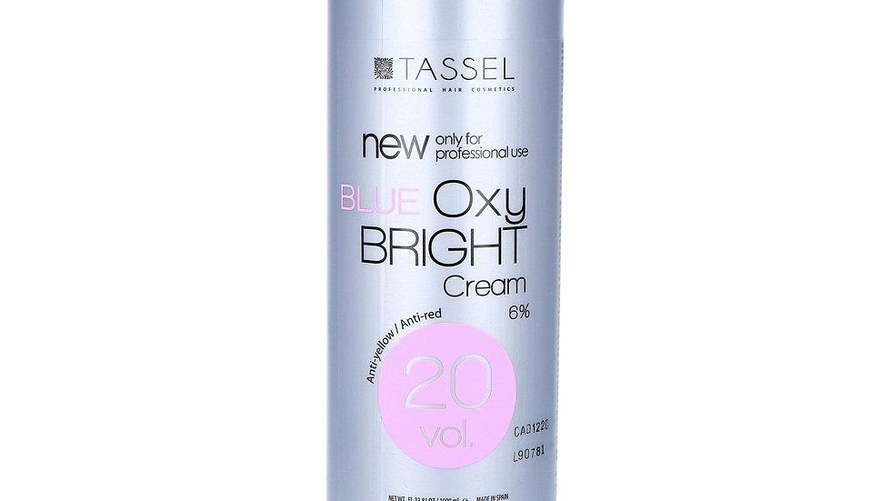 Tassel Blue Oxy Bright Cream 20 vol.