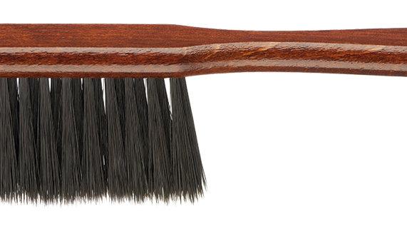 Barber's brush