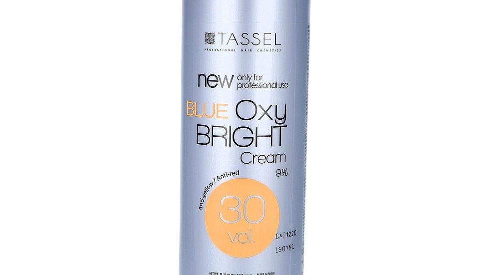 Tassel Blue Oxy Bright Cream 30 vol.