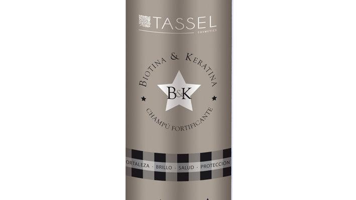 biotin & keratin shampoo