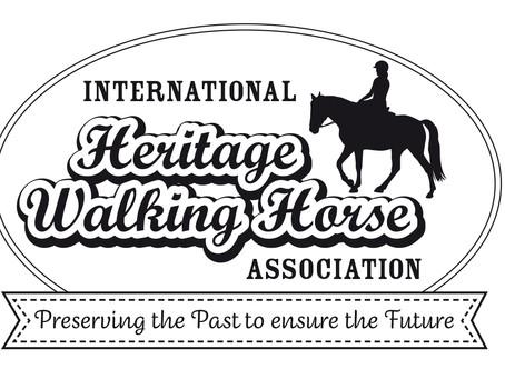 IHWHA - International Heritage Walking Horse Association