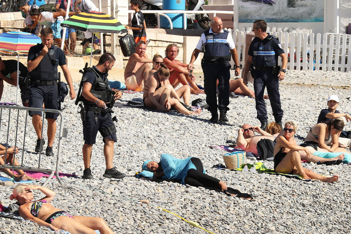 Burkinis Are Making France as Crazy as America