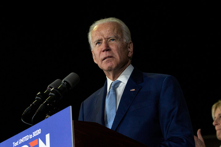 Biden's VP is all the dems should care about now (Op-ed obviously)