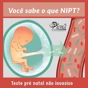 O que é NIPT? Qual a diferença entre NIPT E NIPT extendido.