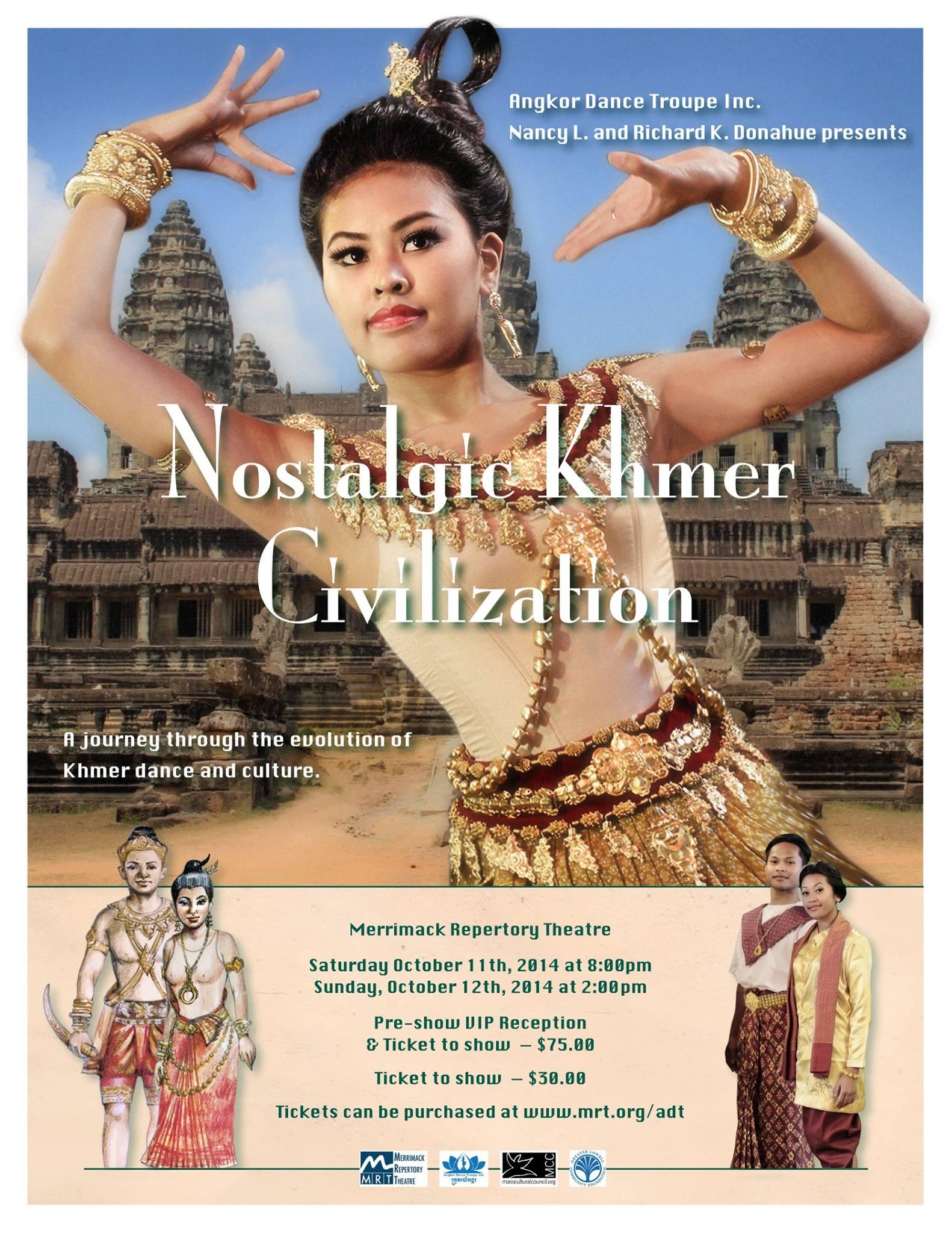 Nostalgic Khmer Civilization