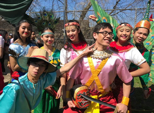 Khmer New Year at Clemente Park