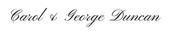 Carol and George Duncan