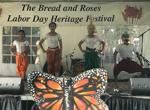 Bread and Roses Heritage Festival