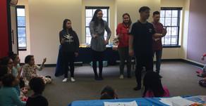 Monkeying Around Workshop - Lowell Kids Week!