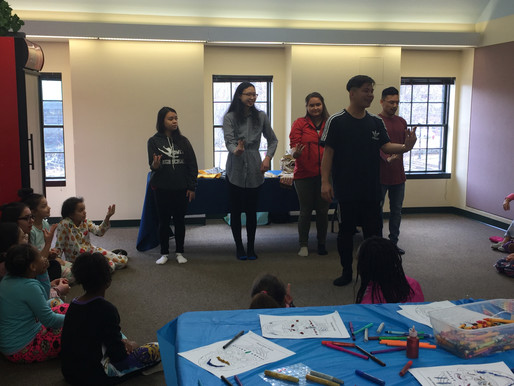 Monkeying Around Workshop - Lowell Kids Week!