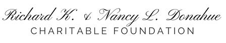 Richard K. Nancy L. Donahue Charitable Foundation