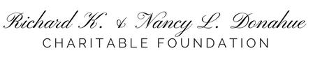 Richard K. Nancy L. Donahue Charitable Foundation