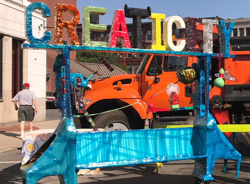 Creaticity: Lowell Art & Maker Festival