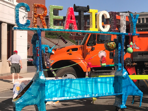 Creaticity: Lowell Art & Maker Festival