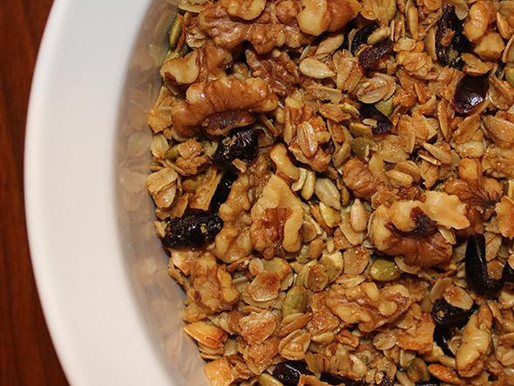 You'll Want This Granola Before Every Practice