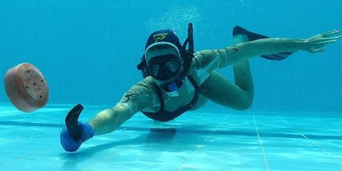 You've Probably Never Heard of this Underwater Sport
