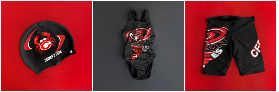 Custom Swimsuits for Teams