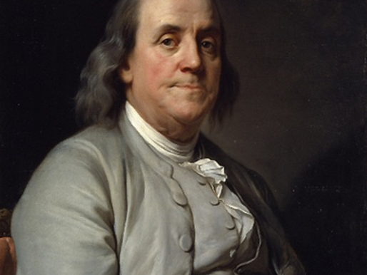 Benjamin Franklin: Founding Swimmer?