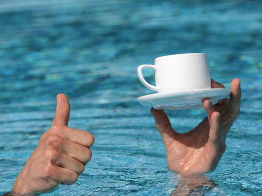 New Research Shows How Coffee Can Help Elite Swimmers