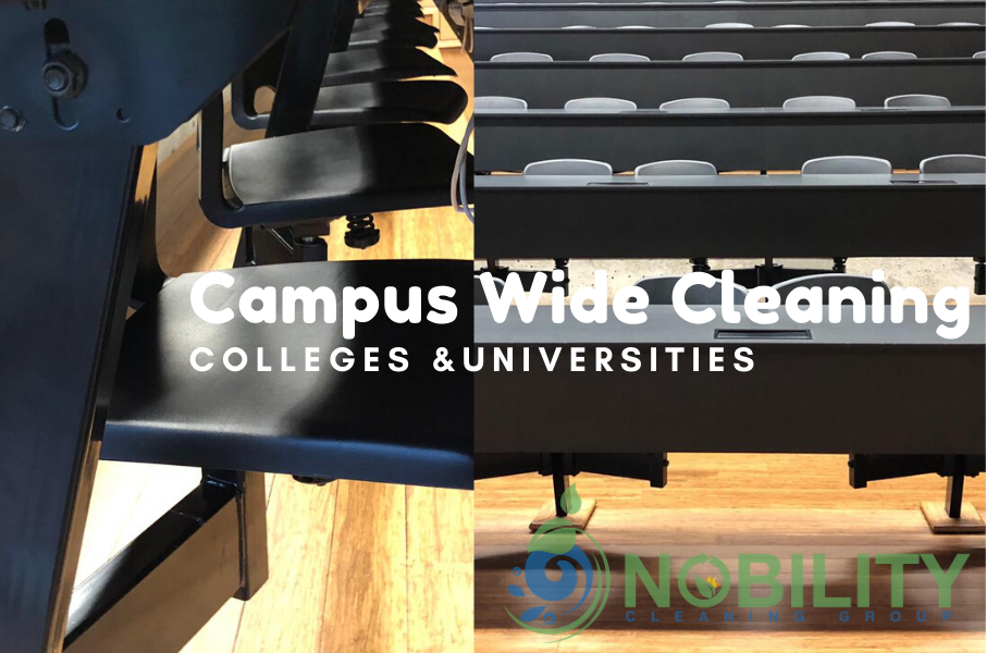campus cleaning