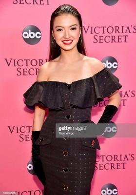 Raline Shah at Victoria Secret Fashion Show