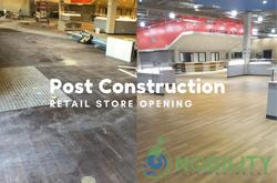 post + construction