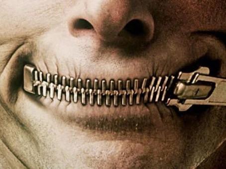 Закрыть рот врагу
