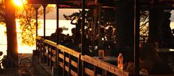 zalazak sunca na Benama