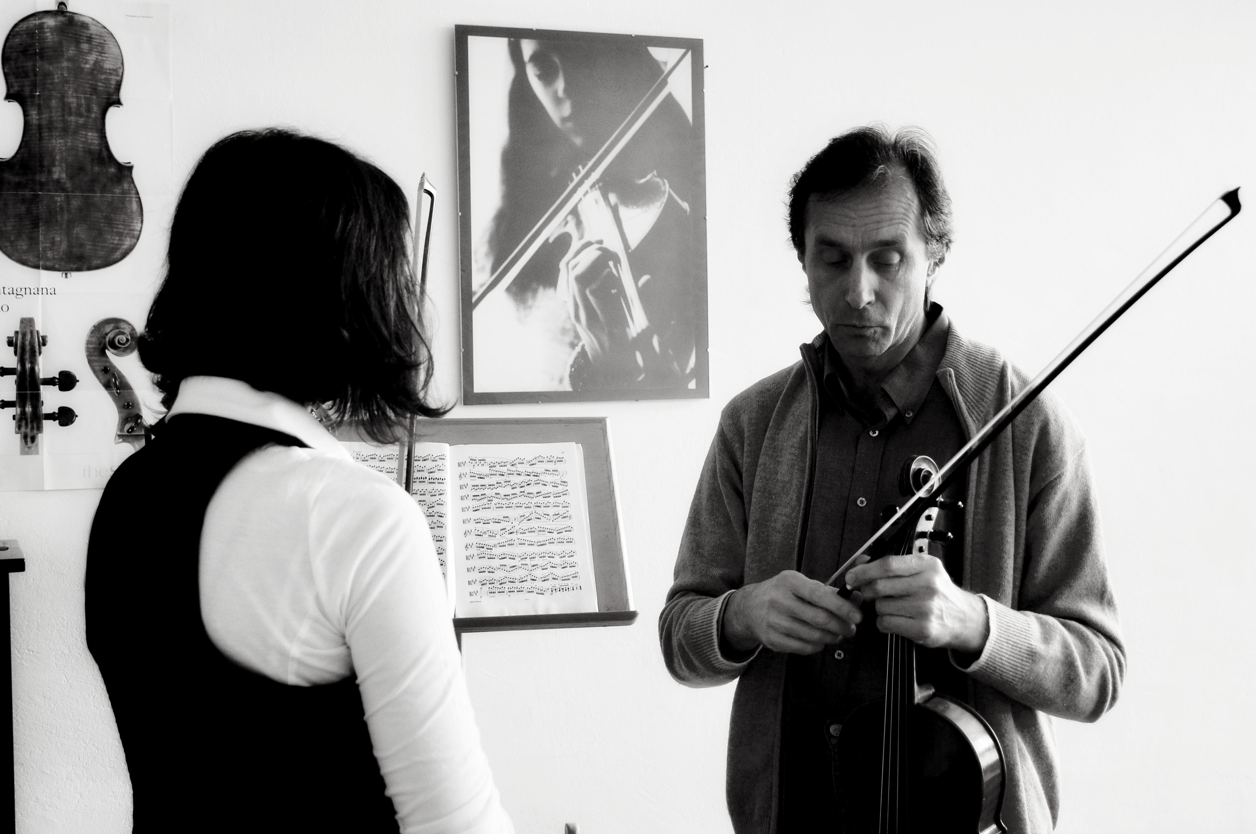 sat violine