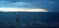 meditation lea rain