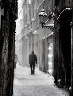 split u snijegu