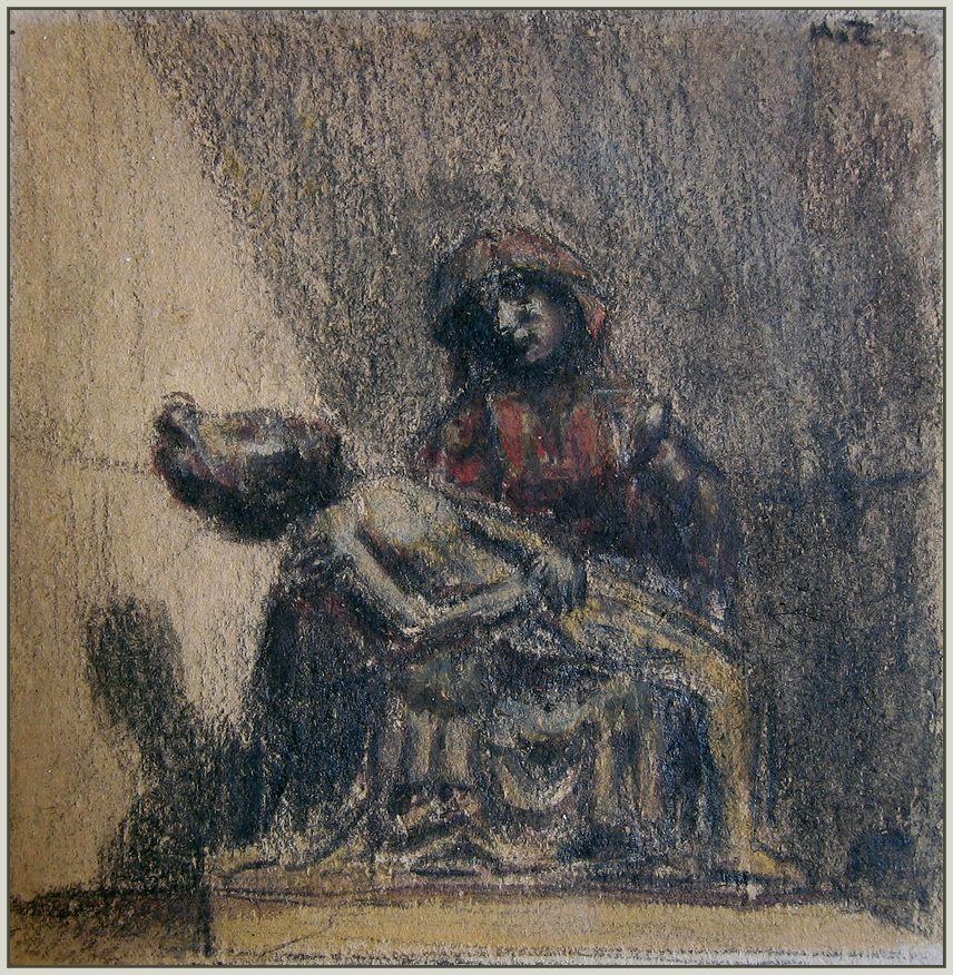Pieta sa sv.Križa