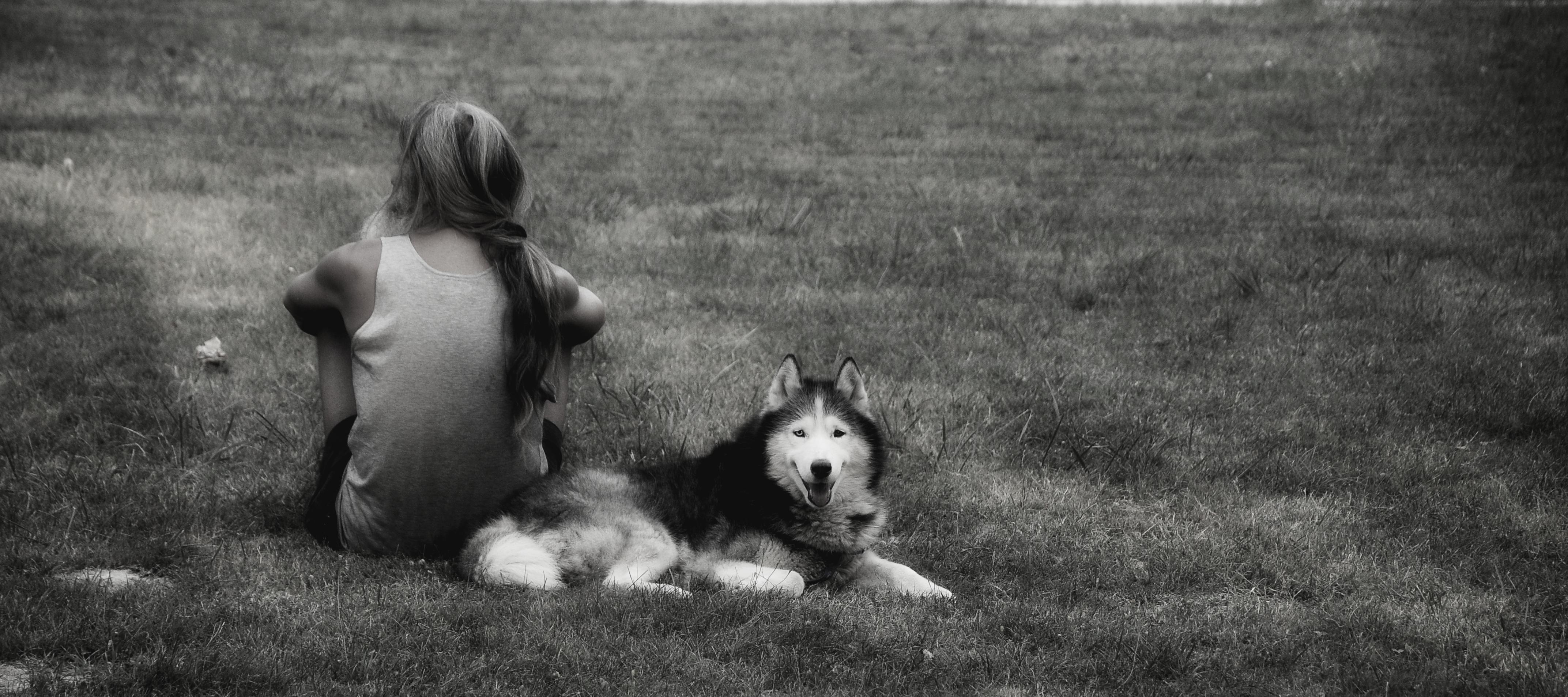 čovjek i pas