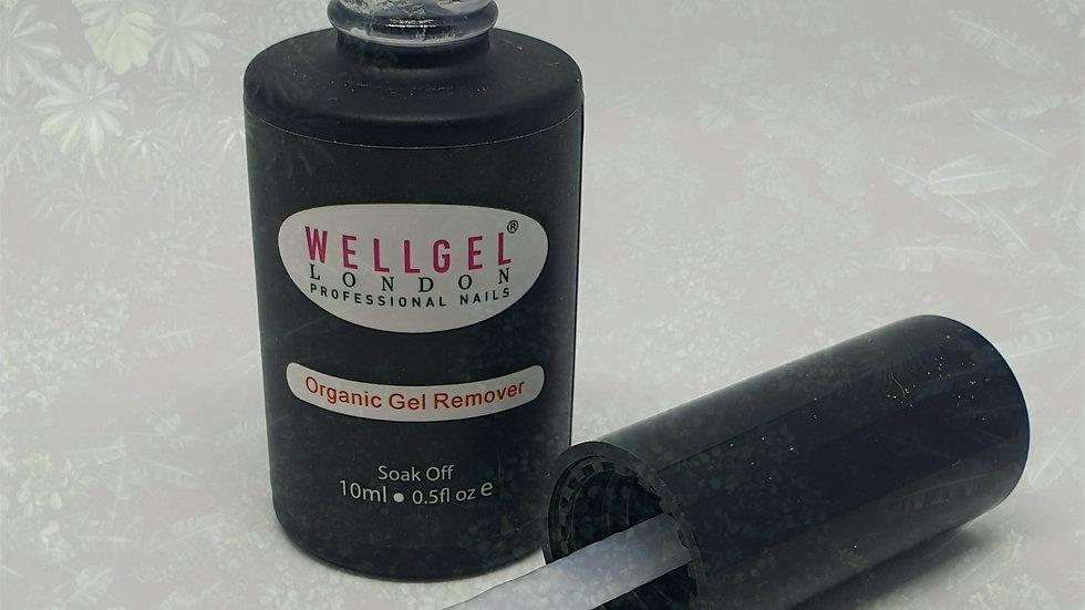 Organic Gel Remover