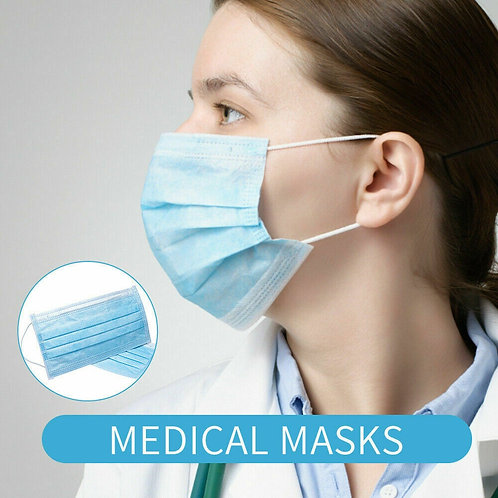 10 Surgical Face mask