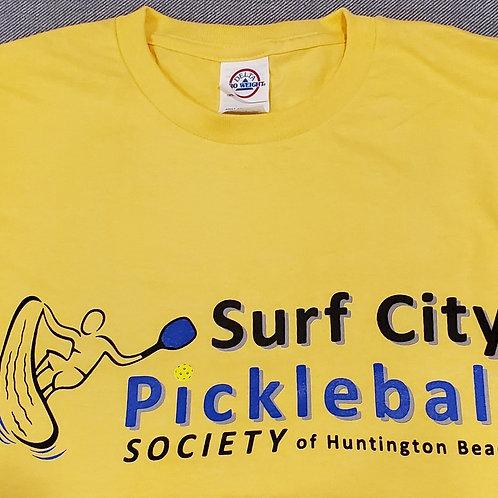 Yellow Standard T-Shirt