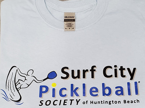 Light Blue Standard T-Shirt