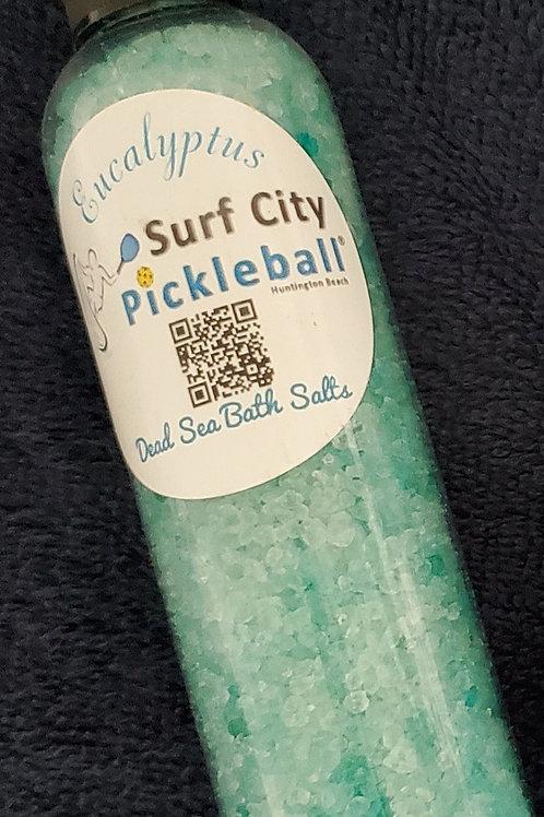 Organic Dead Sea Bath Salts 6oz. -  Individually Priced