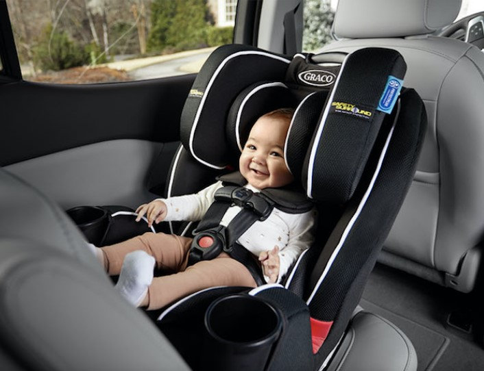 Complimentary Car Seat Class