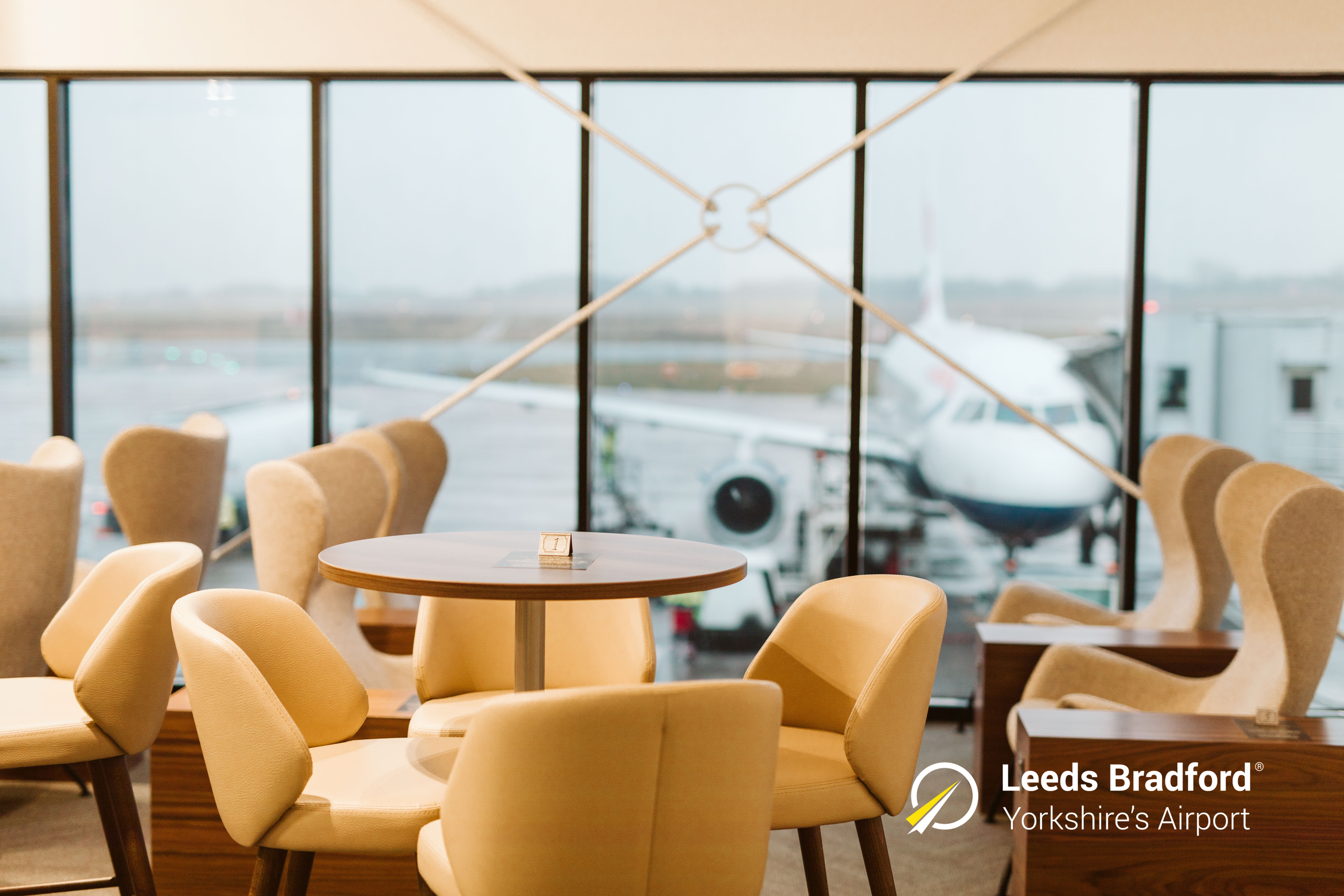 Leeds Bradford, Yorkshire's Airport