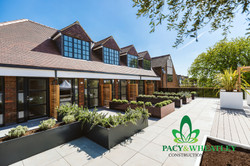 Pacy and Wheatley Construction
