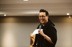 Gok Wan's One Size Fits All event