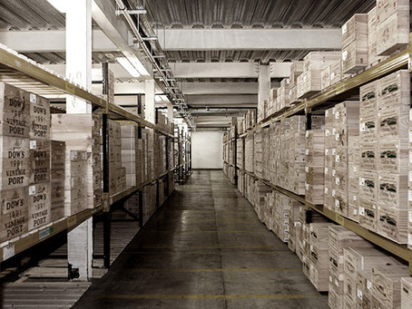 Is your fine wine portfolio being stored in the best place?