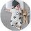 Thumbnail: #17021 - Mickey Baby Sleepwear