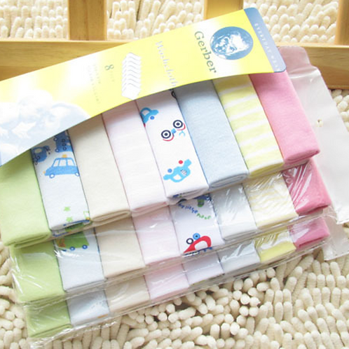 Soft Ger Ger Handkerchief for baby