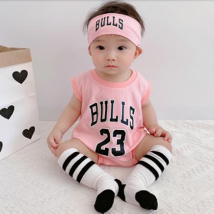 #17015 - Basketball Onesie
